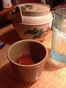 Tea at Fu Shing Cafe