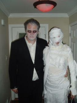 Doug and Dana of the Dead