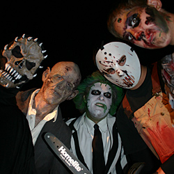 Scream Makers from Field of Screams