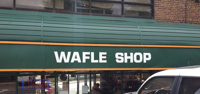 Wafle Shop