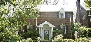 Five Bedroom Brick Colonial in Forest Hills