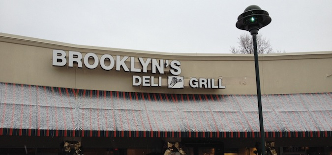 Brooklyn's Deli in Park Potomac