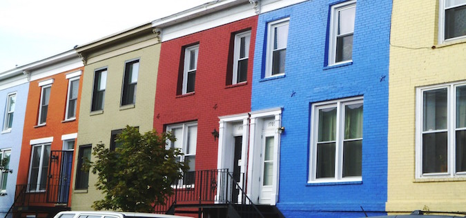 DC Row Homes